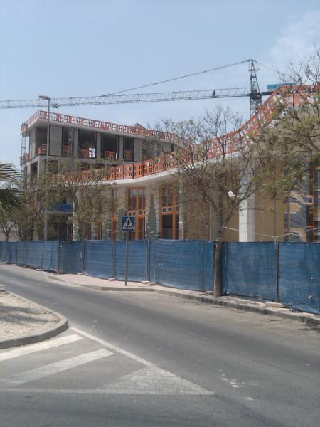 Edificio oficinas y ocio plazarte murcia edingaps for Edificio oficinas valencia